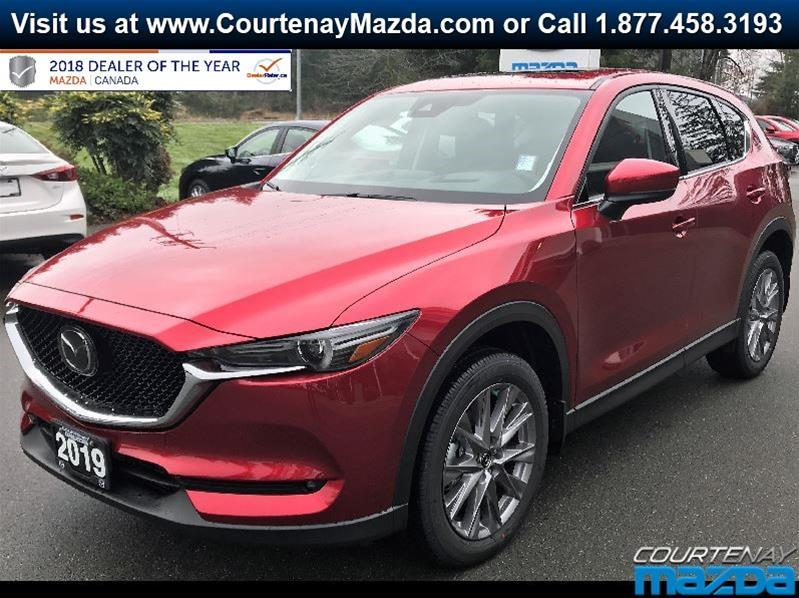 2019 Mazda CX-5 GT AWD 2.5L I4 T at #19CX54455