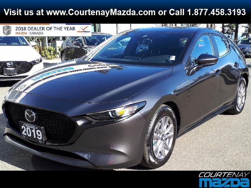 2019 Mazda Mazda3 Sport GS at #19MZ30339