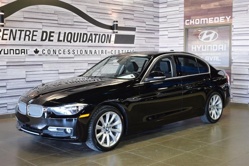 2014 BMW 3 Series 320i xDrive+MODERN LINE+CUIR+TOIT+MAGS #S9069