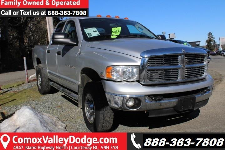 2005 Dodge Ram 3500 SLT/Laramie #N619090A