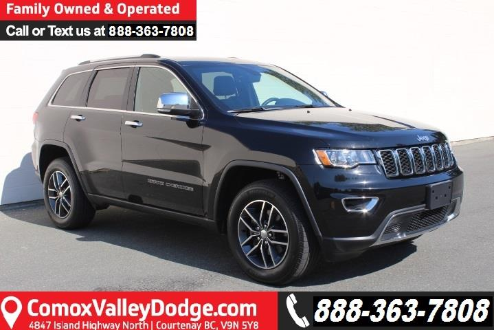 2017 Jeep Grand Cherokee Limited #C292598A