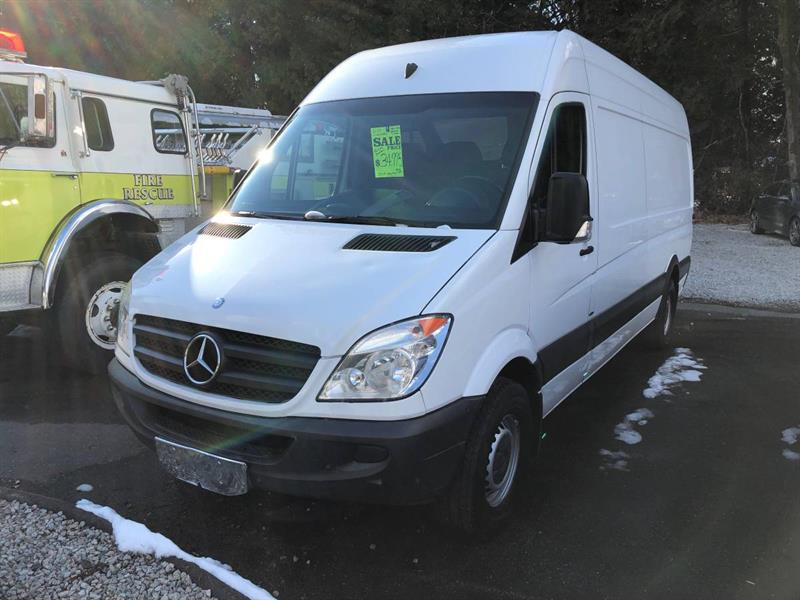 2013 Mercedes-Benz Sprinter LWB 170 High Roof 2500 V6 DSL #AU329572