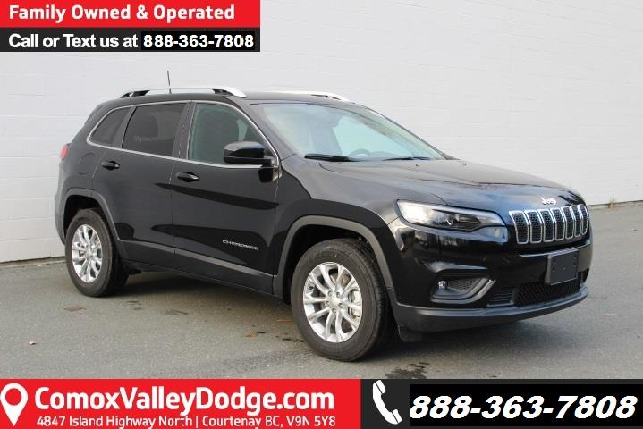2019 Jeep Cherokee North #T597861A