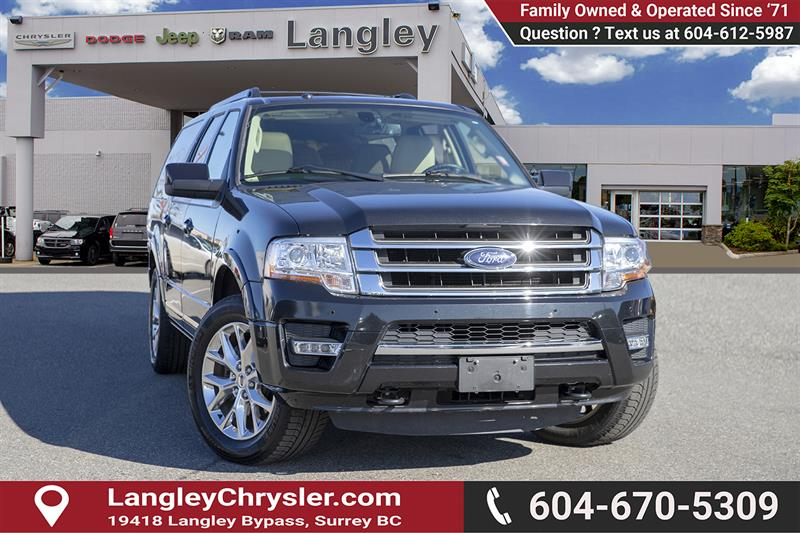 2015 Ford Expedition Max Limited #EE901260