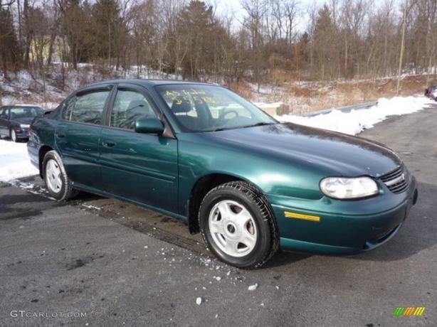 Chevrolet Malibu 2003 ***1-2-3-4 CHANCES CREDIT*** #001-4460-EC
