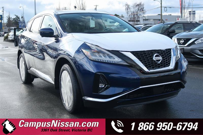 2019 Nissan Murano SL AWD w/ Leather & Moonroof #9-Q250