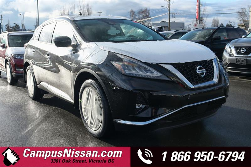 2019 Nissan Murano Platinum AWD w/ Leather & Moonroof #9-Q279