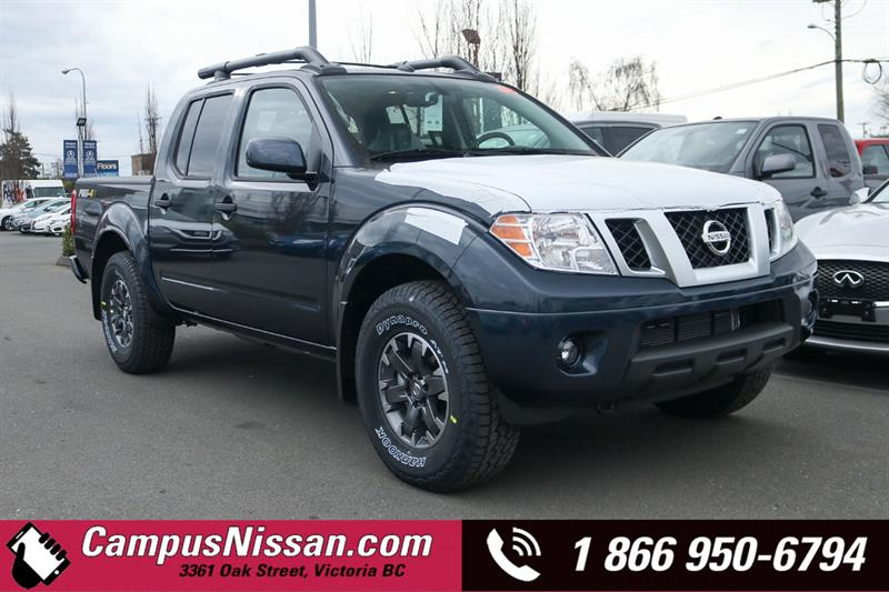 2019 Nissan Frontier PRO-4X 4WD Crew Cab #9-T264
