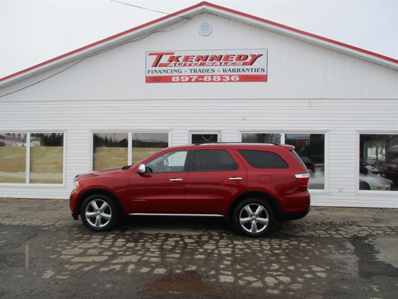2011 Dodge Durango 4WD 4dr Citadel #661016