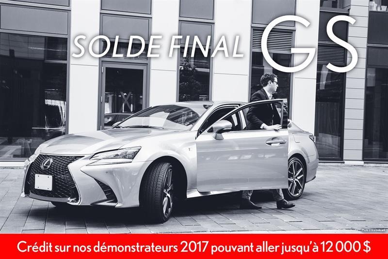 Lexus GS 2017 350 #13824
