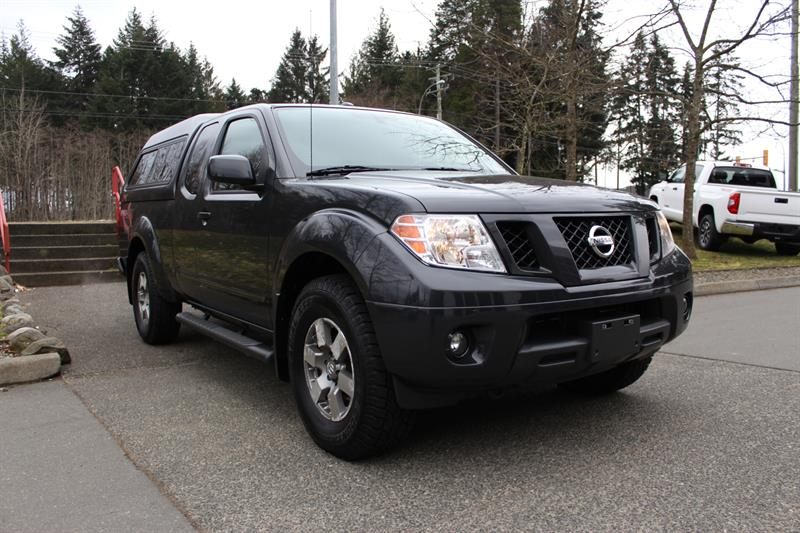 2011 Nissan Frontier 4WD King Cab SWB #12260A