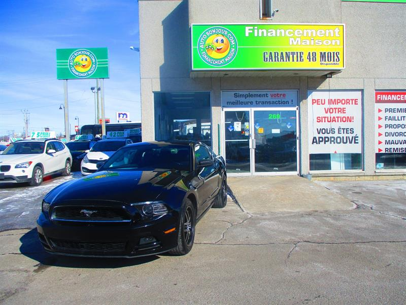Ford Mustang 2014 2dr Cpe V6 #18-280