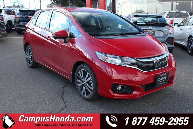 2019 Honda Fit EX-L w/ Navigation #19-0269