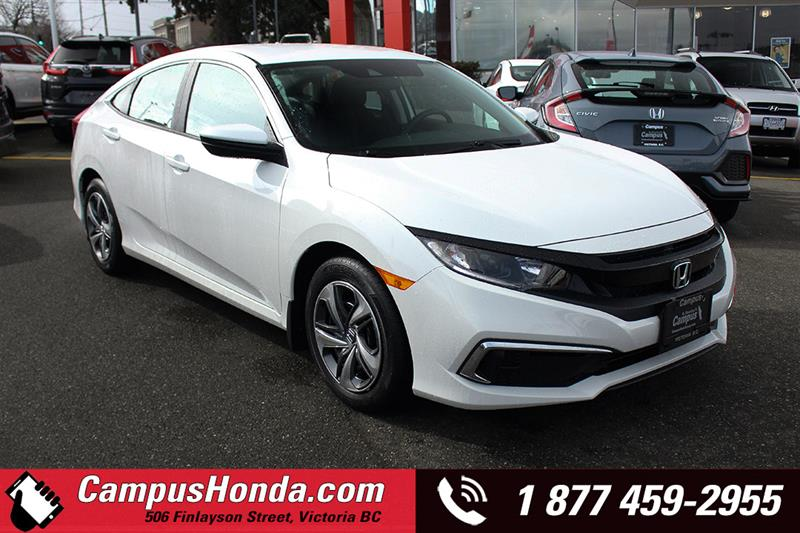2019 Honda Civic LX #19-0311