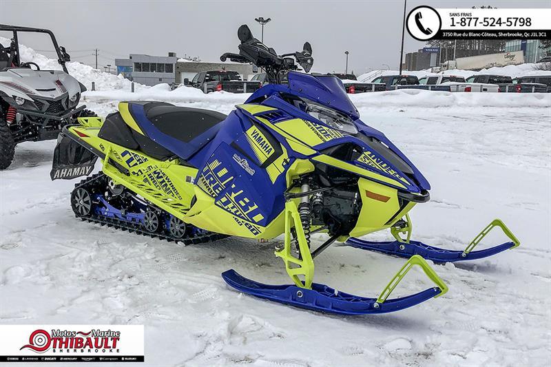 Yamaha Sidewinder L-TX 2019