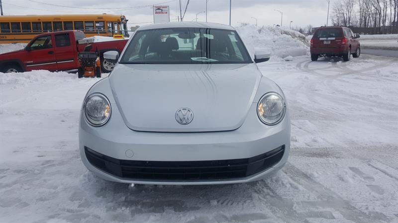 Volkswagen Beetle 2012 2dr Cpe Auto #519