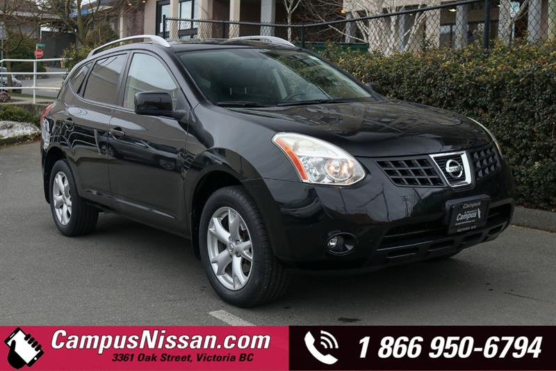 2008 Nissan Rogue | SL | AWD w/ Navigation #8-Q808A