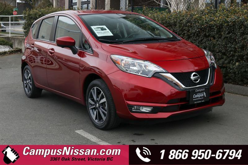 2017 Nissan Versa Note | SL | FWD w/ Navigation #A7406