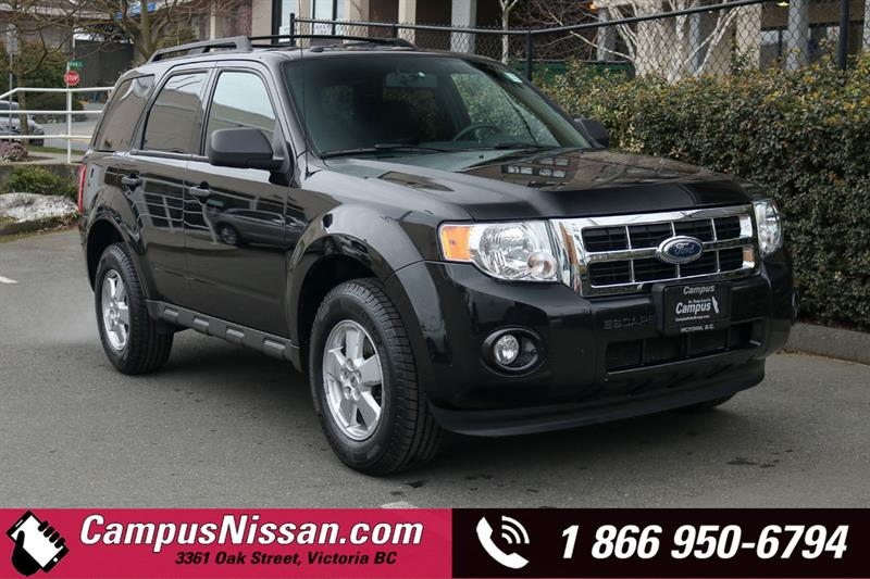 2011 Ford Escape | XLT | FWD w/ Leather Interior #JN2980C