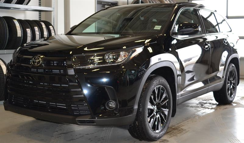 2019 Toyota Highlander AWD XLE #JZ1139