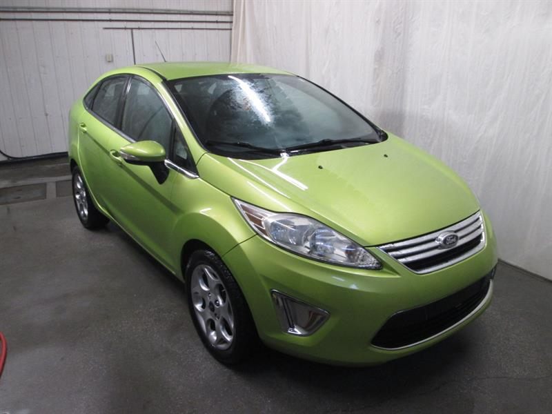 Ford Fiesta 2011 SEL #CONS-1