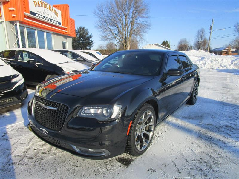 Chrysler 300 2016 4dr Sdn 300S RWD #2467a