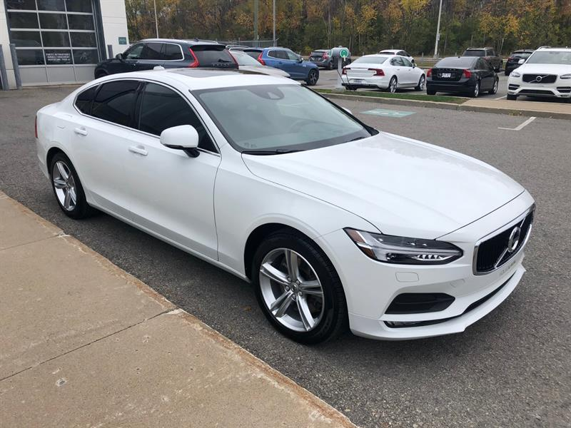 Volvo S90 2017 4dr Sdn T6 Momentum #kmct2