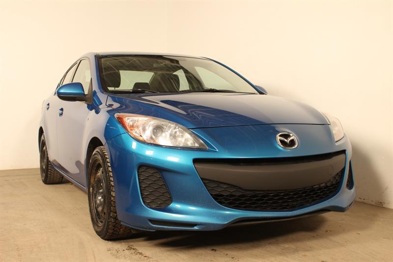 Mazda Mazda3 2013 Sedan GX #80407b