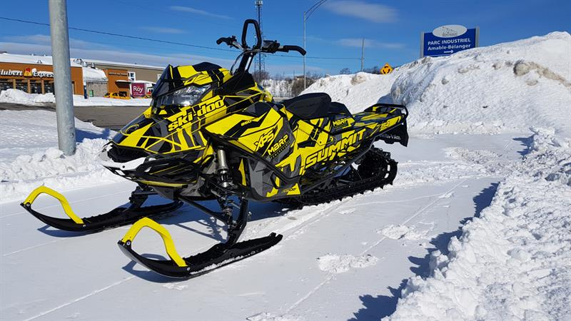 Ski-Doo SUMMIT SP 850 E-TEC 154'' 2018