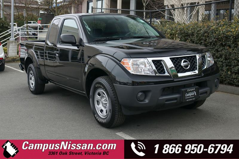 2018 Nissan Frontier S RWD King Cab Standard Bed #D8-T818