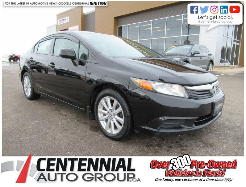 2012 Honda Civic Sdn EX Automatic #U711
