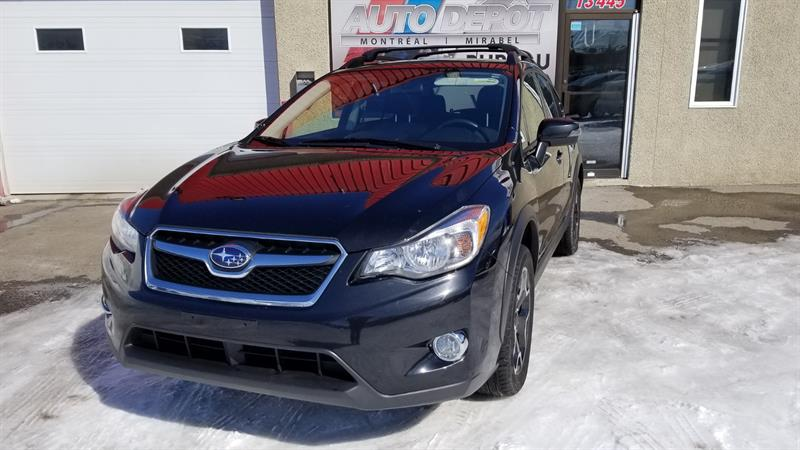 Subaru Xv Crosstrek 2015 NAVIGATION, CAMERA DE RECUL #6371