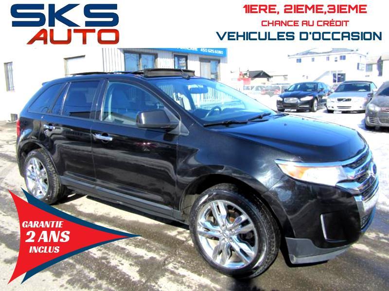 Ford EDGE 2011 SEL AWD (GARANTIE 2 ANS INCLUS) #SKS-4330-