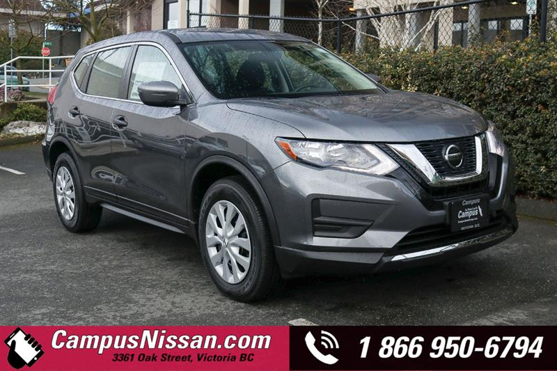 2019 Nissan Rogue S #9-P214-NEW-NEW