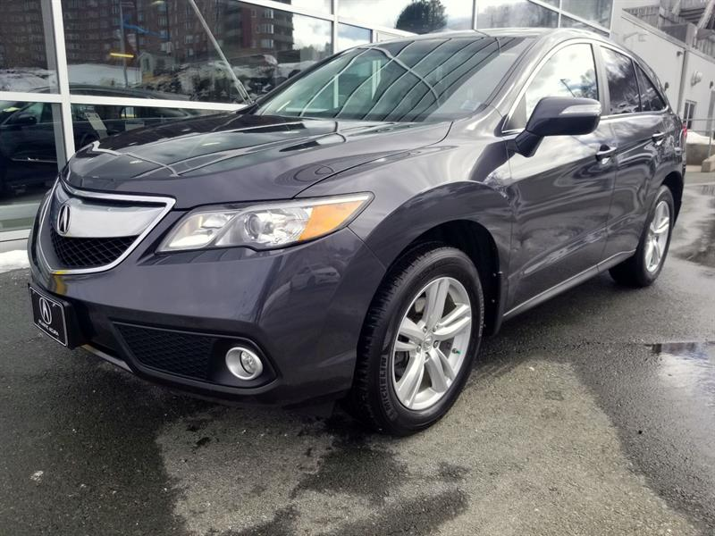 2013 Acura RDX Technology Package #92198B