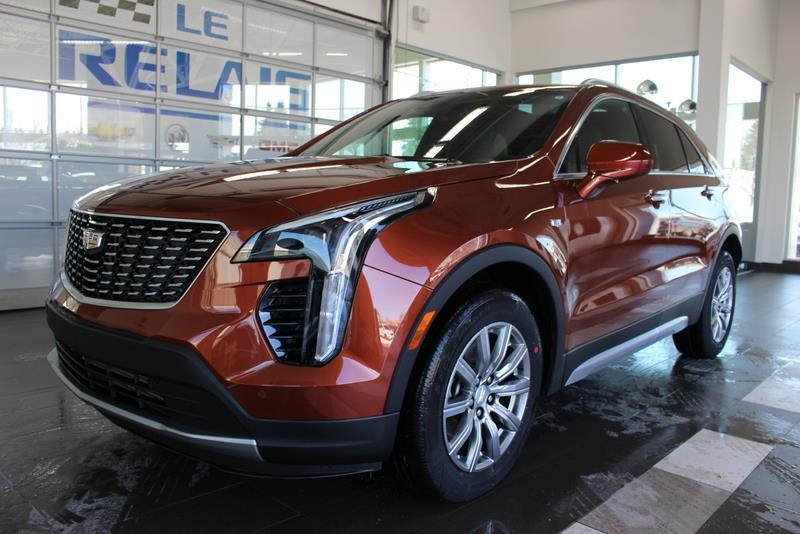 Cadillac XT4 2019 Premium Luxury AWD #K930031