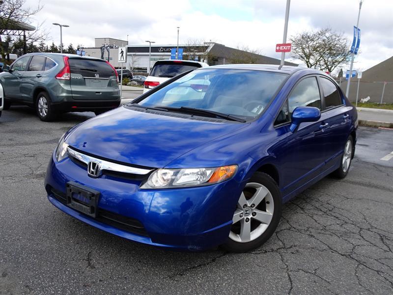 2006 Honda Civic Sedan EX AT! 6 Months Powertrain Warranty! #Y0192A