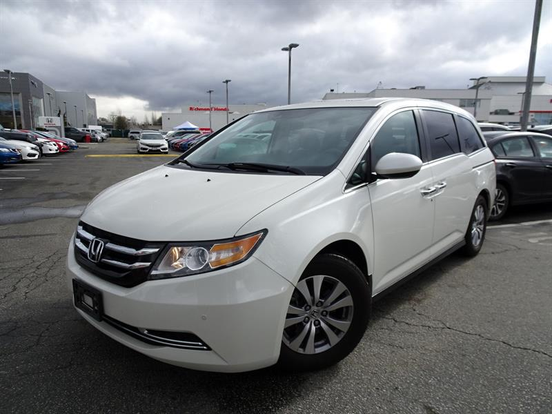 2016 Honda Odyssey EX-L Res! Honda Certified Extended Warranty to 160 #B12409