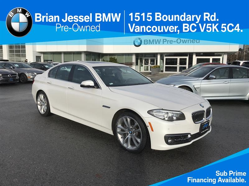 2015 BMW 5 Series 535d xDrive - #BP7500