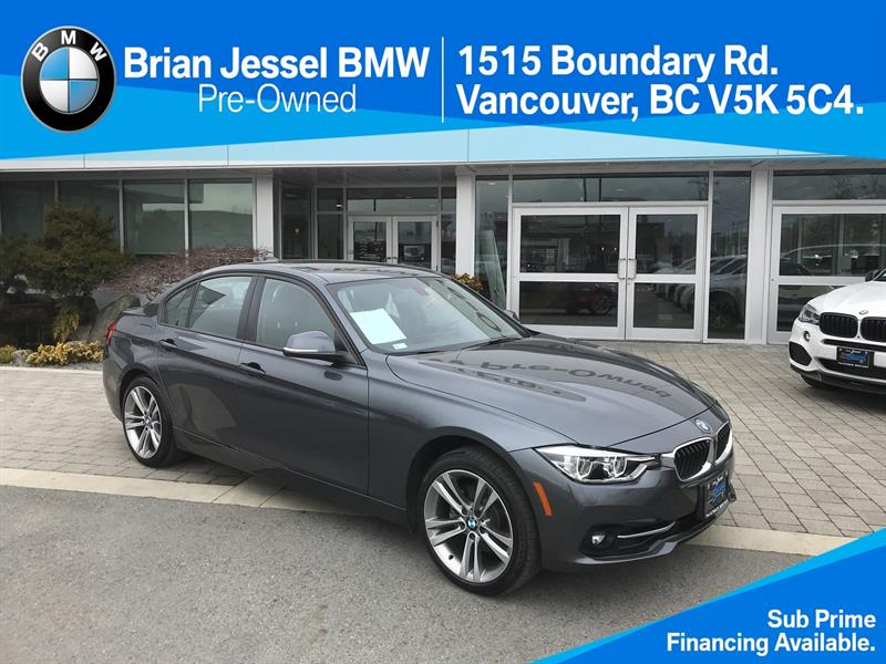 2018 BMW 3 Series 330I xDrive Sedan #BP7484