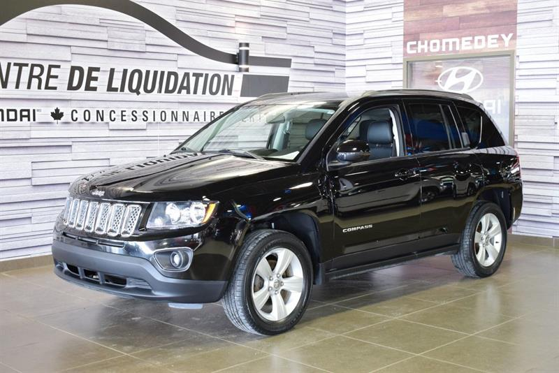 2014 Jeep Compass North+AWD #S9053