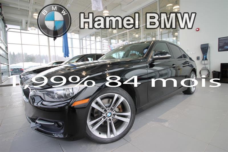 BMW 3 Series 2015 4dr Sdn 320i xDrive AWD #U19-024