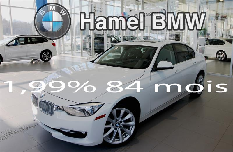 BMW 3 Series 2014 4dr Sdn 320i xDrive AWD #u19-028