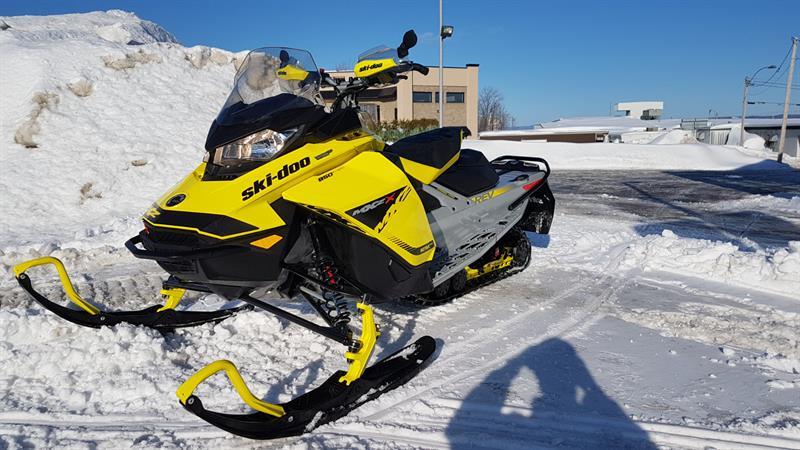 Ski-Doo MXZ X 850 2019