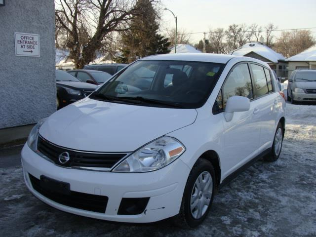 2011 Nissan Versa VERSA S/SL #1677