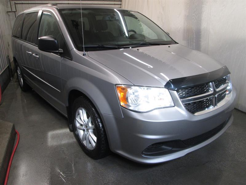 2013 Dodge Grand Caravan 4dr Wgn #9-0310