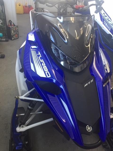 Yamaha Sidewinder M-TX 2017