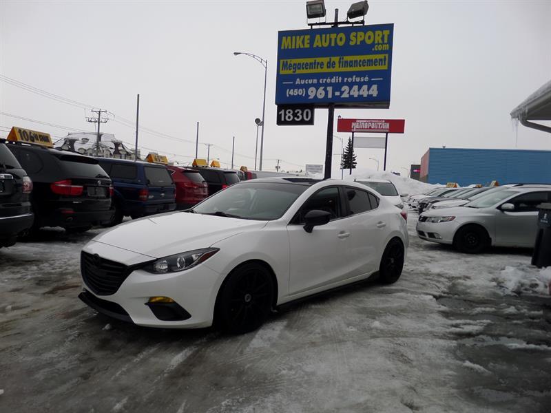 Mazda Mazda3 2015 4dr Sdn GS #mi8267