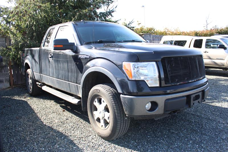 2010 Ford F-150 4WD SuperCab #12257A