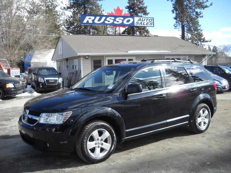 2010 Dodge Journey  SXT  ONLY 139 KMS....SOLD.... #3381